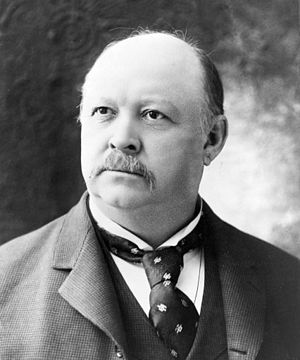 55th United States Congress - Speaker of the House Thomas Brackett Reed