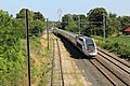 TGV Lyria Ligne Mâcon Ambérieu près Chemin Prairie St Jean Veyle 7.jpg