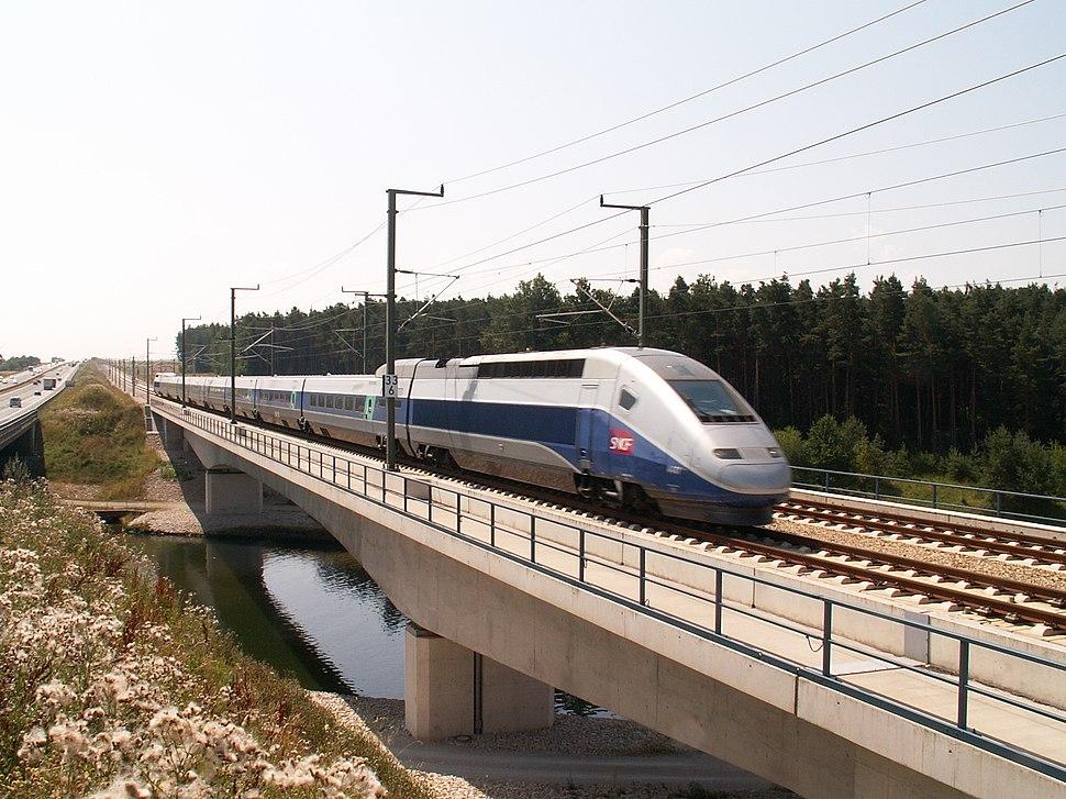 TGV POS Nuremberg Ingolstadt