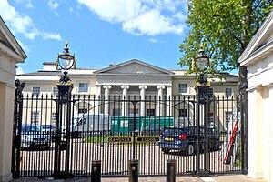 Raj Bagri, Baron Bagri - Hanover Lodge, Regent's Park, London