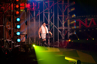 Samoa Joe - Joe at Bound for Glory IV