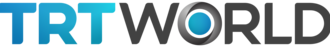 TRT World is the international news platform of the Turkish Radio and Television Corporation. TRT World logosu.png