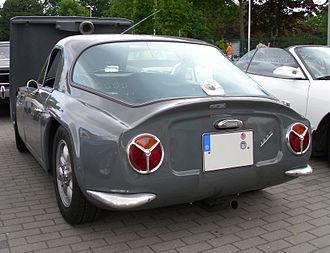 TVR Grantura - Grantura MkIV with Cortina taillights