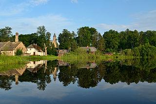 Helme Parish Municipality of Estonia in Valga County