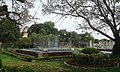 Taken at India's most beautiful Garden Mughal Garden, Delhi(Musical Garden, President House)2.jpg
