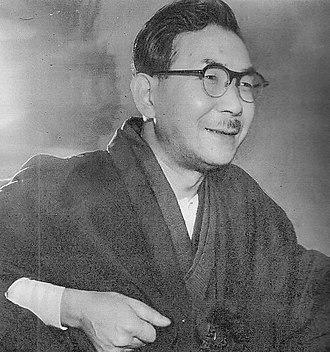 Takeo Miki - Takeo Miki (毎日グラフ, 毎日新聞社, 10 March 1952.)