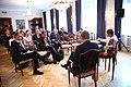 Tallinn Digital Summit press presentation by President Kersti Kaljulaid- Digital innovation and Estonia's ambitions (37321606406).jpg