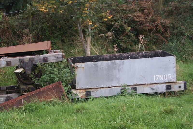 File:Talyllyn Railway wagon 17 - 2009-09-26.jpg