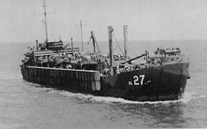USS Tantalus (ARL-27) - USS Tantalus