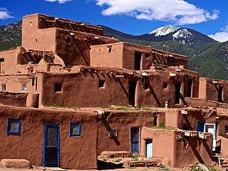 Taos Pueblo pueblo