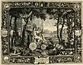 Tapisseries du roy, ou sont representez les quatre elemens et les quatre saisons - avec les devises qvi les accompagnent and leur explication - Königliche französische Tapezereyen, oder überauss (14559408608).jpg