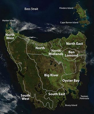 Indigenous peoples of Australia - Indigenous Tasmanian communities