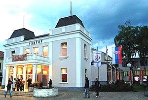 English: Image of Knjaževsko-srpski teatar in ...