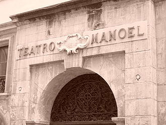 Manoel Theatre - Restoration of the facade of the Manoel Theatre has been a source of controversy.