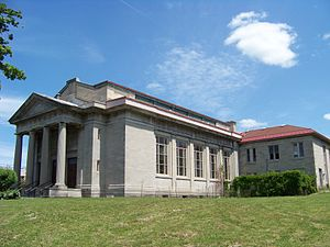 Temple Society of Concord - Image: Temple Concord