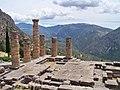 Temple of Apollo, Delphi (4700967385).jpg
