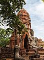 Templo Mahathat, Ayutthaya, Tailandia, 2013-08-23, DD 22.jpg