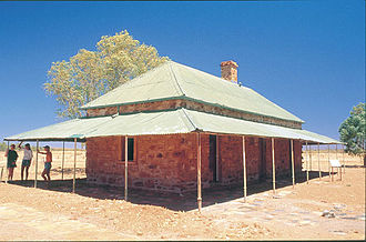 Tennant Creek - Telegraph Station - Tennant Creek