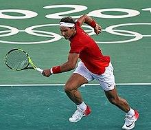3a3ad9cc485 Tenis na Letních olympijských hrách 2016 – mužská dvouhra – Wikipedie