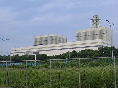 Picture of 東扇島火力発電所