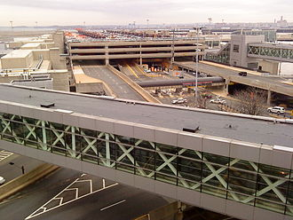 Logan International Airport - Logan Airport's Terminal B
