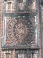 Terracotta finesse of Shyam Rai Temple, Bishnupur.jpg