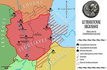 Territoire des Ségusiaves