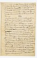 Testament de Louis XIV. Page 2 - Archives Nationales - AE-I-25 n°1.jpg