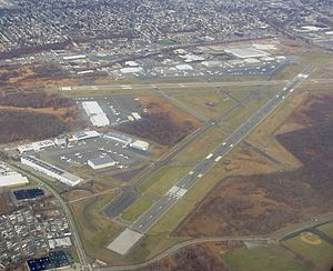 Teterboro, New Jersey - Teterboro Airport is owned and operated by the Port Authority of New York and New Jersey.