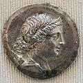 Tetradrachm Magnesia Maeander 155-145 BC obverse CdM Paris.jpg