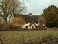 Thatched cottage at White Hall Farm - geograph.org.uk - 325613.jpg