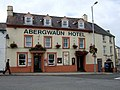 The Abergwaun in Fishguard Square - geograph.org.uk - 531794.jpg