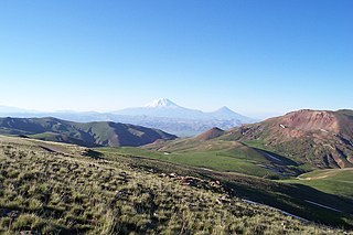 Armenian Highlands highland area in western Asia south of the Caucasus