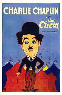 <i>The Circus</i> (1928 film) 1928 film by Charlie Chaplin