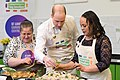 The Duke and Duchess Cambridge at Commonwealth Big Lunch on 22 March 2018 - 060.jpg
