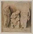 The Holy Family with Saint Elizabeth and the Infant John the Baptist MET DP-13665-019.jpg