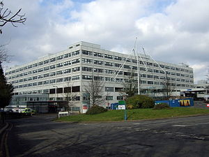 John Radcliffe Hospital - Image: The John Radcliffe Hospital