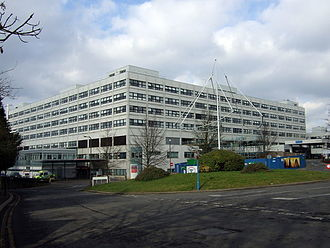 John Radcliffe Hospital - John Radcliffe Hospital