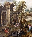 The Miracle at the Grave of Elisha by Jan Nagel (d 1602).jpg