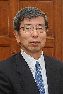 Takehiko Nakao Japanese civil servant
