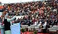 The Prime Minister, Shri Narendra Modi addressing at the closing function of Manipur Sangai Festival-2014, in Imphal on November 30, 2014.jpg