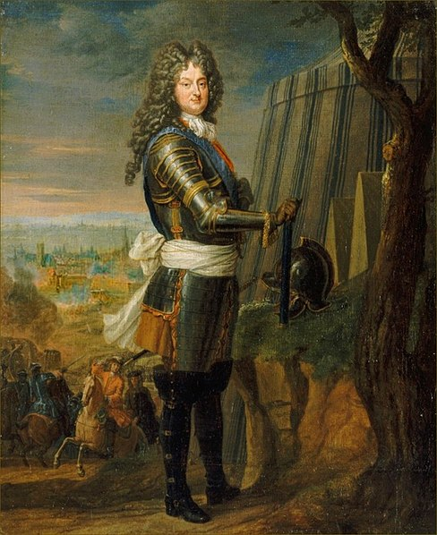 Fichier:The Régent of France, Philippe d'Orléans in 1717 after Jean Baptiste Santerre.jpg