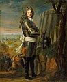 The Régent of France, Philippe d'Orléans in 1717 after Jean Baptiste Santerre.jpg