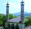 """The Republic of Azerbaijan, Garabagh, Shusa, """"Yuxarı Gövhər Ağa məscidi"""".jpg"""