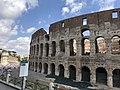 The Roman Coleseum, Roma, Italy.jpg