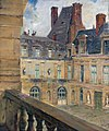 The Rooftops, Fontainebleau by Walter Gay.jpg
