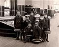 The Russian Imperial Family aboard the Standart.jpg