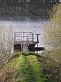 The Spillway for Lindean Reservoir - geograph.org.uk - 790953.jpg