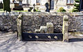 The Stocks in Woodplumpton. Photograph by Brian Young 2011.jpg