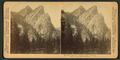The Three Brothers, Yosemite Valley, California, by Underwood & Underwood.png